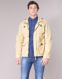 Clothing Men Jackets Deeluxe MORDOR Beige