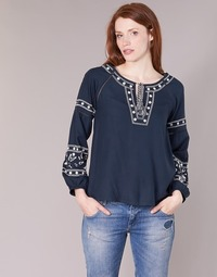 Clothing Women Tops / Blouses Deeluxe BERTHA Marine