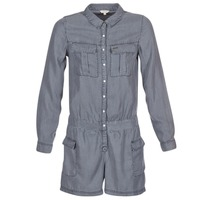 Clothing Women Jumpsuits / Dungarees Deeluxe WEAVY Grey