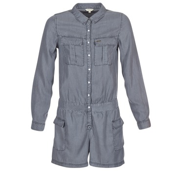 Clothing Women Jumpsuits / Dungarees Deeluxe WEAVY Grey