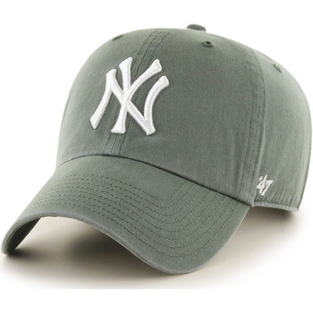 Shoes Men Low top trainers 47 Brand MLB NY Yankees Clean Up Cap - Moss Green
