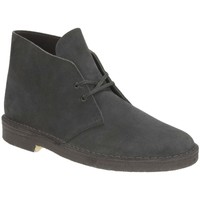 Shoes Men Mid boots Clarks Desert Boot Mens Original Boots blue