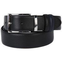 Clothes accessories Men Belts Piquadro CINTURA REVERSE 35MM Nero