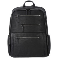 Bags Men Rucksacks Piquadro ZAINOPORTA PC Nero