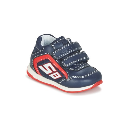 Shoes Boy Low top trainers Chicco GREGOR Marine
