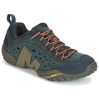 Shoes Men Walking shoes Merrell INTERCEPT Blue