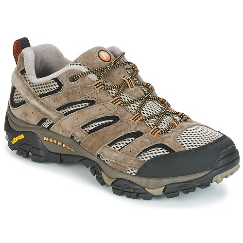 Shoes Men Walking shoes Merrell MOAB 2 VENT Grey