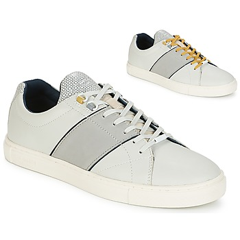 Shoes Men Low top trainers Ted Baker QUANA White
