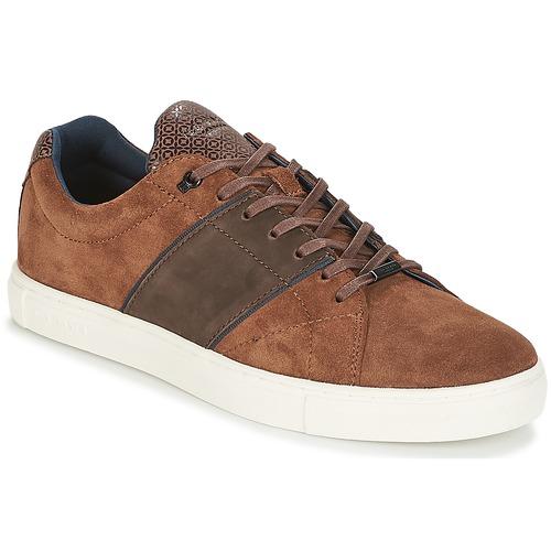 Shoes Men Low top trainers Ted Baker DANNEZ Tan