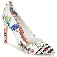 Shoes Women Heels Ted Baker HALLDEN White