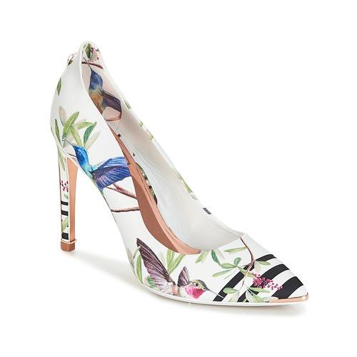 Shoes Women Heels Ted Baker HALLDEN White