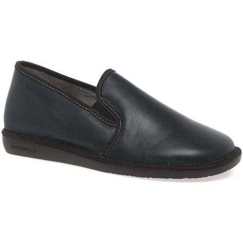 Shoes Men Slip-ons Nordikas Noble III Mens Slippers blue