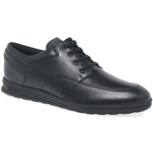 Shoes Men Derby Shoes Kickers Troiko Lace Mens Lightweight Shoes black