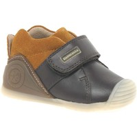 Shoes Boy Low top trainers Garvalin Cinnamon Boys First Shoes brown