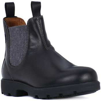 Shoes Men Ankle boots Frau DAWSON Nero