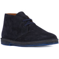 Shoes Men Ankle boots Frau OTTER BLU Blu