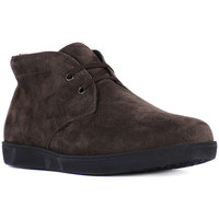 Shoes Men Ankle boots Frau SUEDE PEPE Marrone