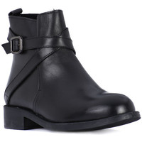 Shoes Women Ankle boots Frau SETA NERO Nero
