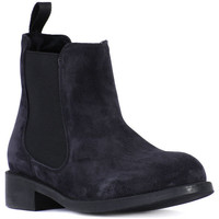 Shoes Women Ankle boots Frau SOFTY NOTTE Nero