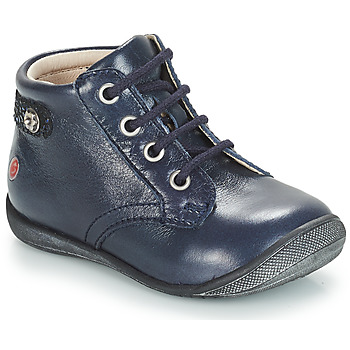 Shoes Girl Mid boots GBB NICOLE Blue