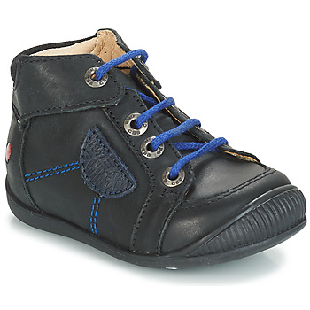 Shoes Boy Mid boots GBB RACINE Black