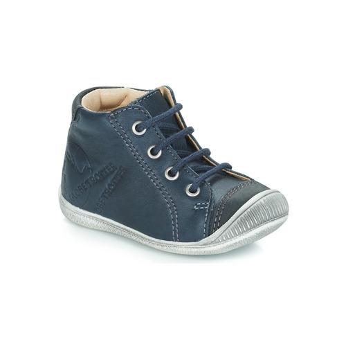 Shoes Boy Mid boots GBB NOE Blue