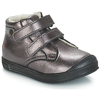 Shoes Girl Mid boots GBB RACHEL Purple