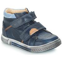 Shoes Boy Mid boots GBB ROBERT Blue