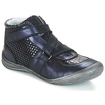 Shoes Girl Hi top trainers GBB RIQUETTE Blue