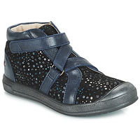 Shoes Girl Hi top trainers GBB NADEGE Blue