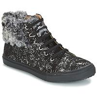 Shoes Girl Hi top trainers GBB ROBERTA Black