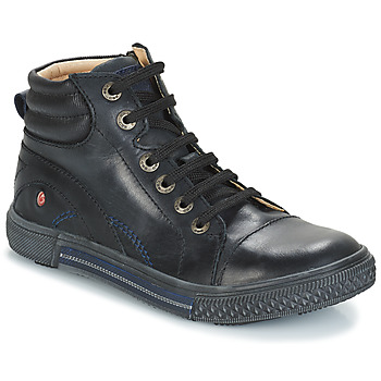 Shoes Boy Hi top trainers GBB RALPH Black