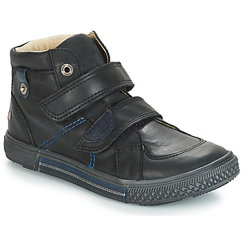 Shoes Boy Hi top trainers GBB RANDALL Black