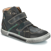 Shoes Boy Hi top trainers GBB RANDALL Grey