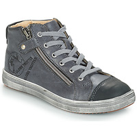 Shoes Boy Hi top trainers GBB NICO Grey