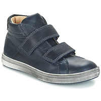 Shoes Boy Hi top trainers GBB NAZAIRE Blue