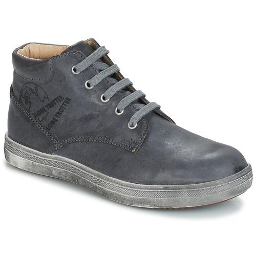 Shoes Boy Mid boots GBB NINO Grey