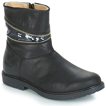 Shoes Girl High boots GBB MAFALDA Black