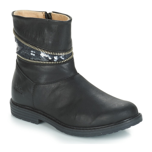 Shoes Girl High boots GBB MAFALDA Black
