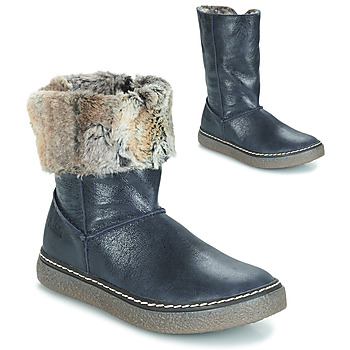 Shoes Girl High boots GBB DUBROVNIK Blue