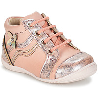 Shoes Girl Mid boots GBB SHINA Pink