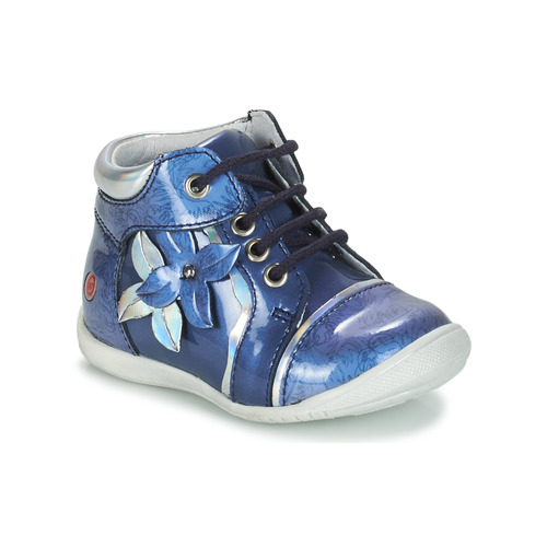 Shoes Girl Mid boots GBB SONIA Blue