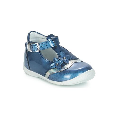 Shoes Girl Flat shoes GBB SELVINA Blue
