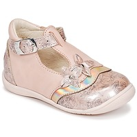 Shoes Girl Flat shoes GBB SELVINA Pink