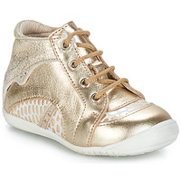 Shoes Girl Mid boots GBB SOPHIE Gold
