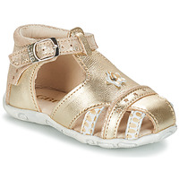 Shoes Girl Sandals GBB SUZANNE Gold