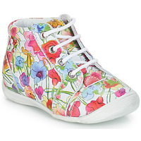 Shoes Girl Mid boots GBB SIDONIE Multicolour