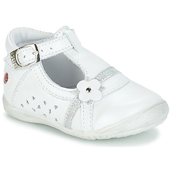 Shoes Girl Sandals GBB SIXTINE White