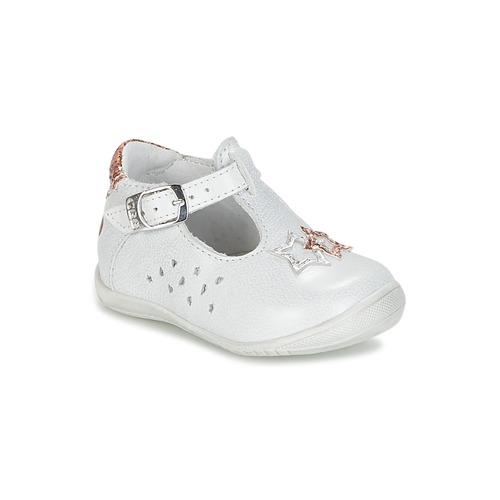 Shoes Girl Flat shoes GBB SEVERINE White