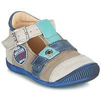 Shoes Boy Sandals GBB STANISLAS Blue